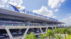 สนามบินนานาชาติ สุวรรณภูมิ Airplane